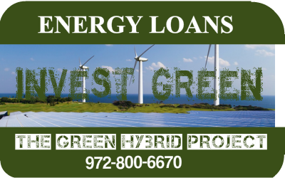 Solar Farm Loans & Green Energy Financing